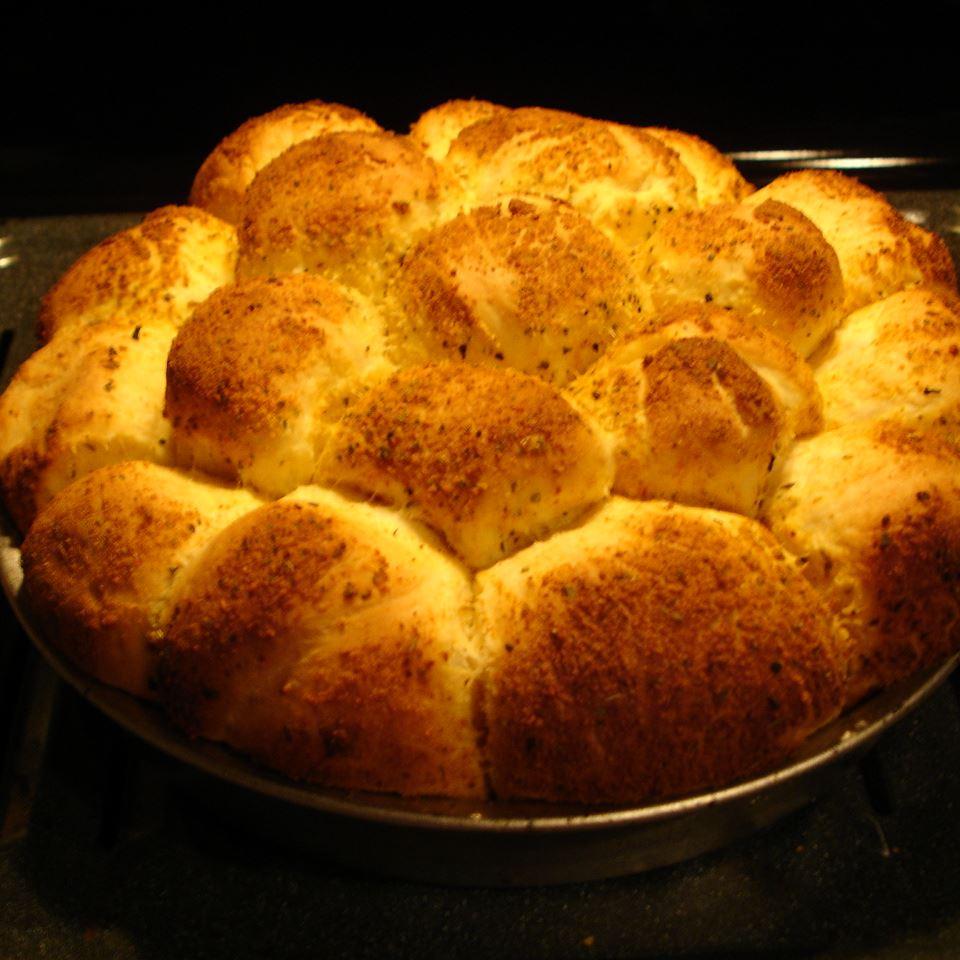 Savory Bubble Bread