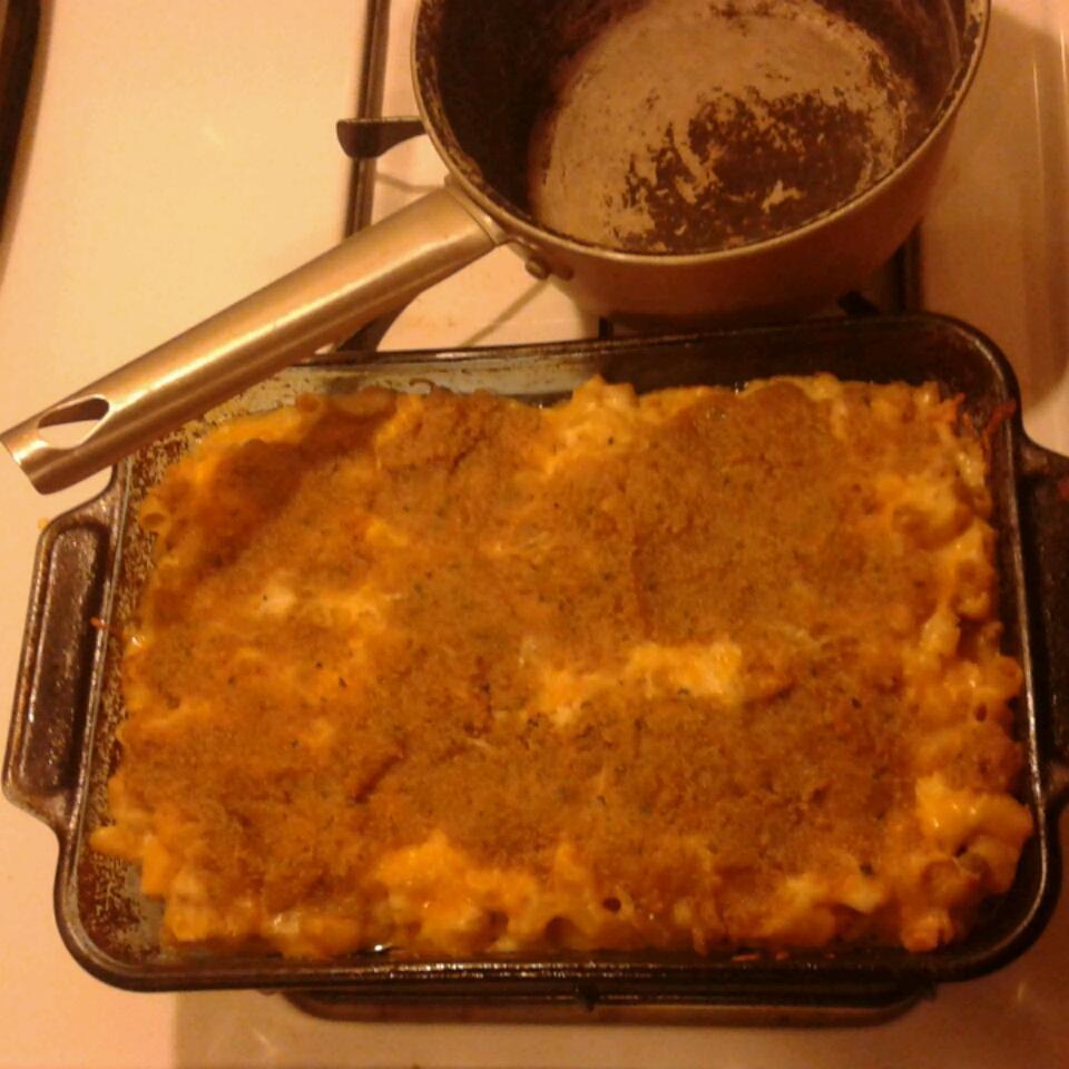 Easy Macaroni Tuna Casserole yvette
