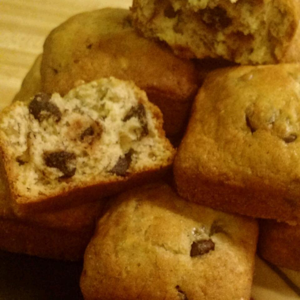 Sarah's Banana Bread Muffins Morgan Danielle Charries