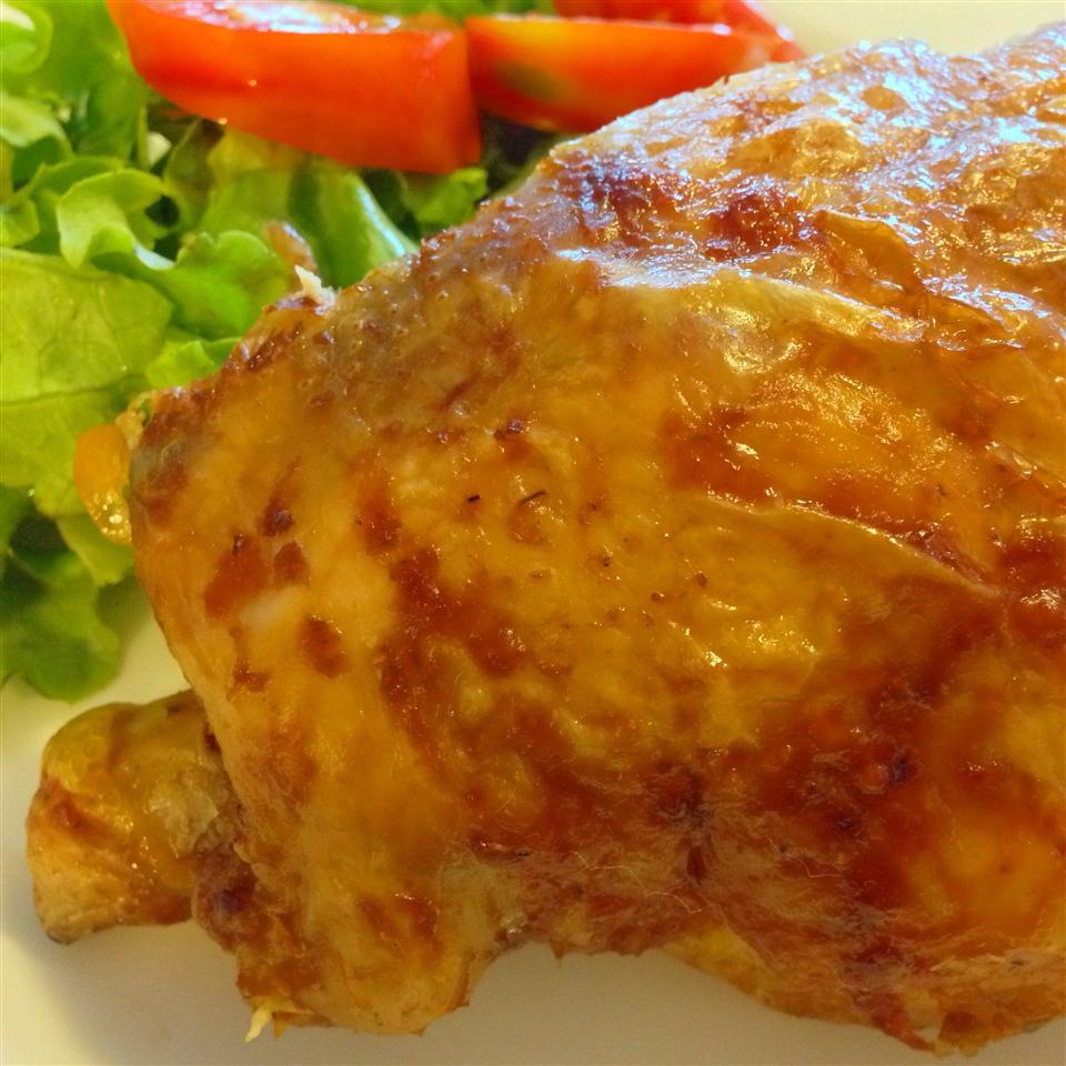 Roasted Chicken Rub Buckwheat Queen