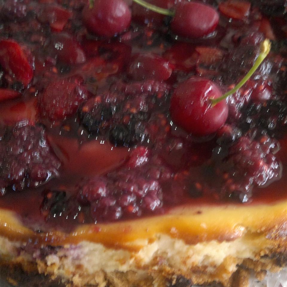 Very Berry Cheesecake