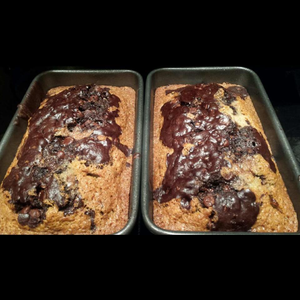 Chocolate Wave Zucchini Bread Nicola Phillips-Ritcy