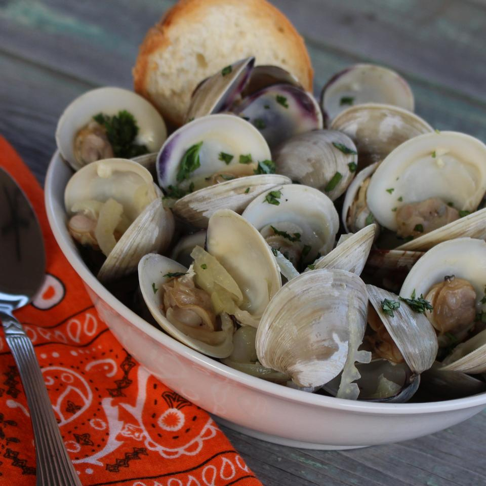 Steamed Clams from Swanson® Candice