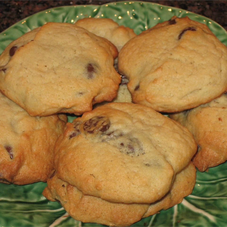 Miami Chocolate Chip Cookies