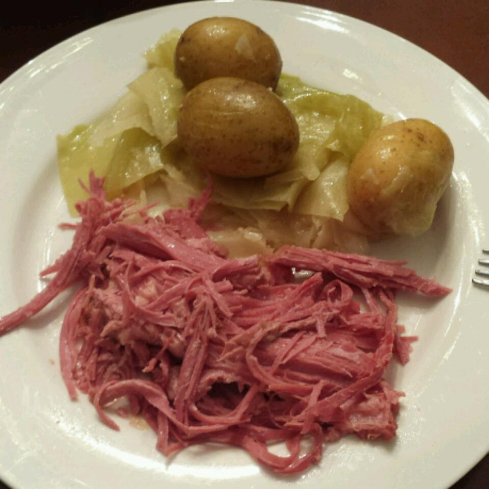 Irish Boiled Dinner (Corned Beef) Dkfl