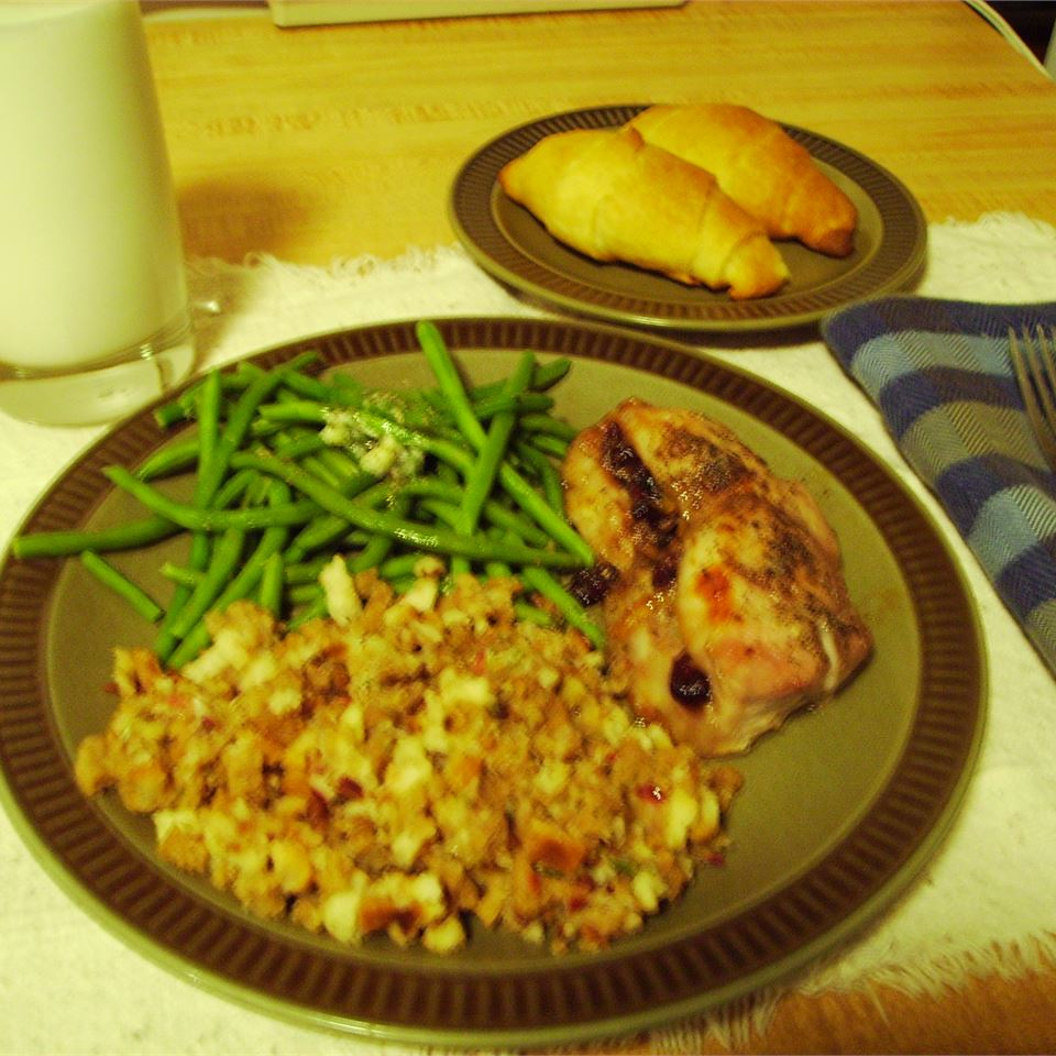 Cranberry Pork Chops I Natalie F.
