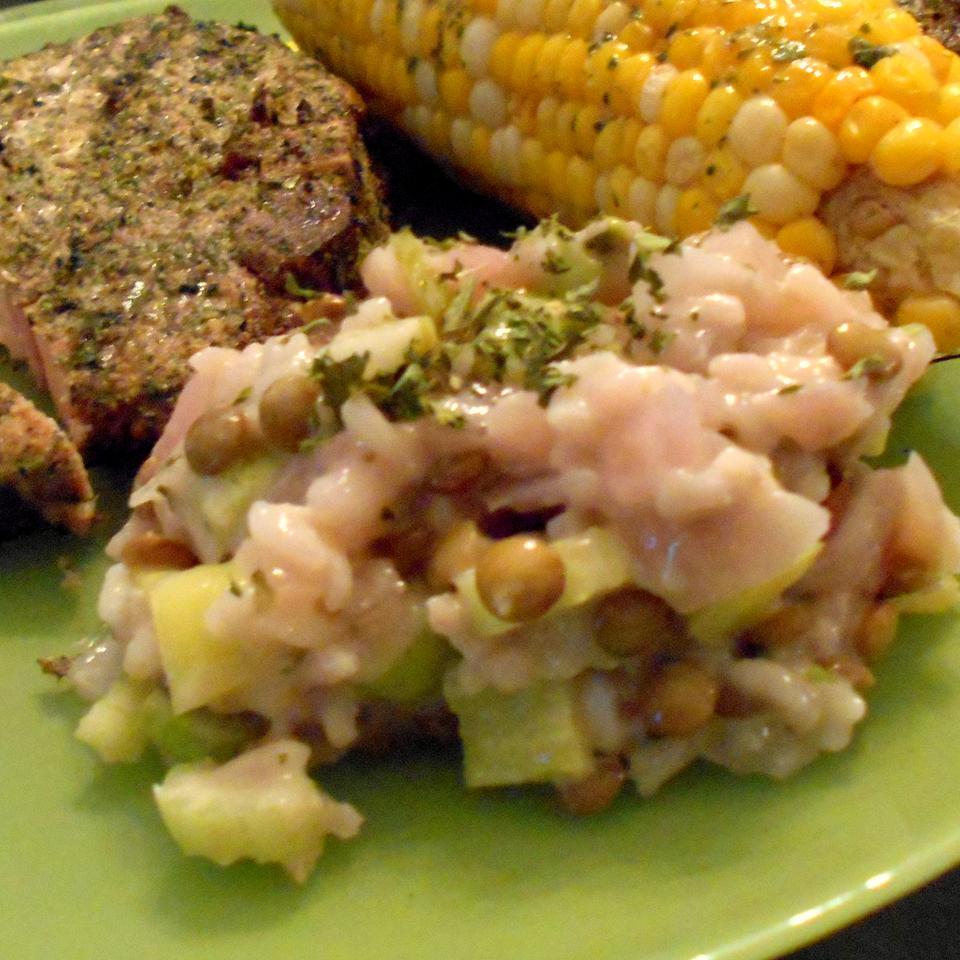 Lentil Rice Salad ONIOND