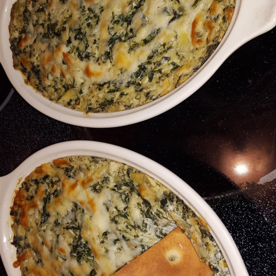 Hot Artichoke and Spinach Dip II Fordgal