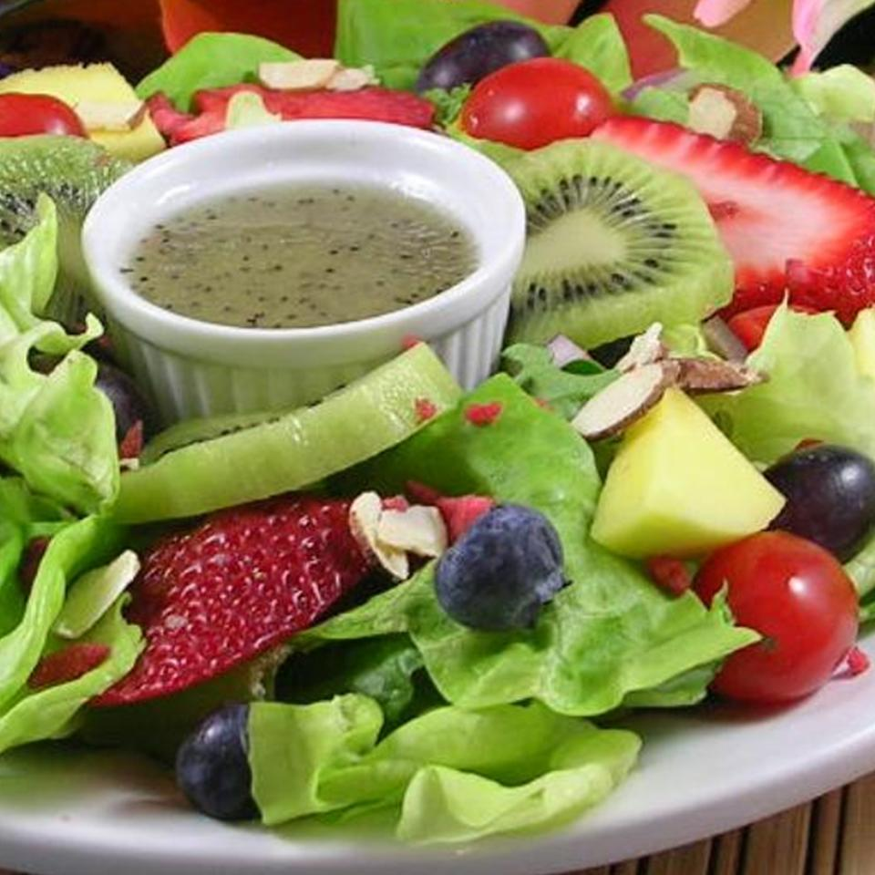 Parrothead Salad DIZ♥