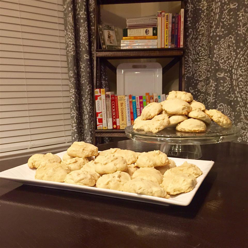 Cut-Out Butter Cookies Joe Mathews