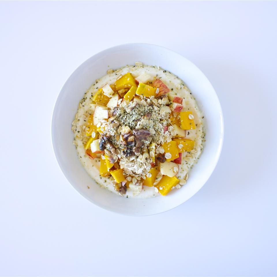 Morning Fruit Bowl Mackenzie Schieck