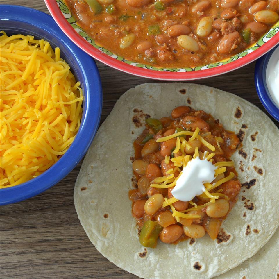 Chorizo and Beans 1LAVAUN