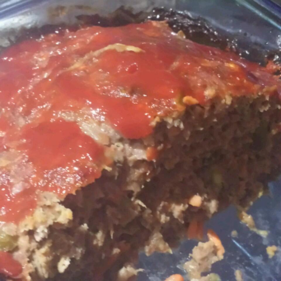 Momma's Healthy Meatloaf Mara Knowlton