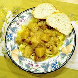 Slow Cooker Chicken Stew jmakaw