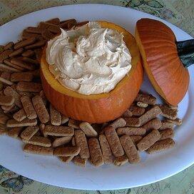 pumpkin dip recipes