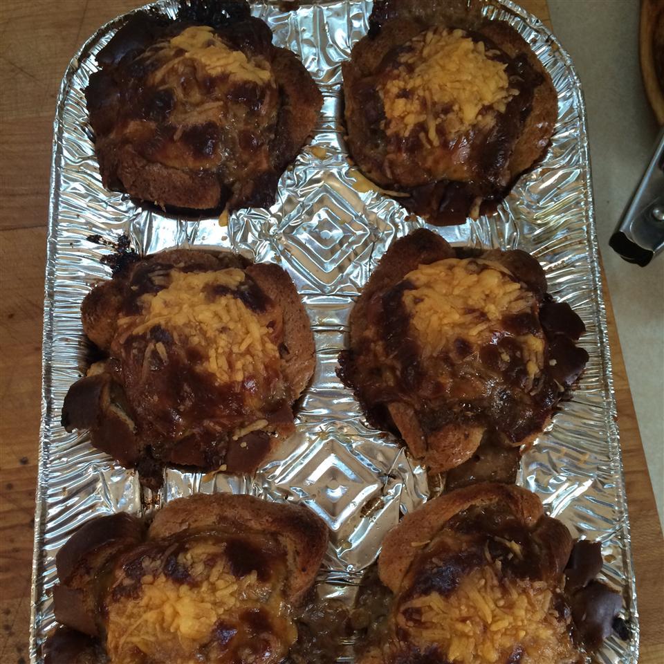 Hamburger Muffins Thomas A. Corveddu