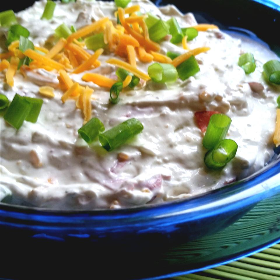 Dad's Beef and Chive Dip