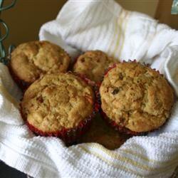 Savory Zucchini Muffins ChristineM