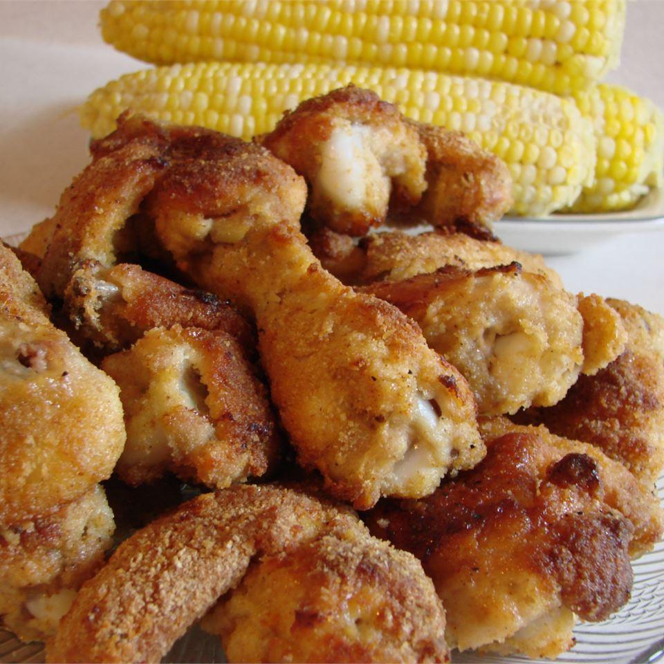 Oven Fried Chicken II
