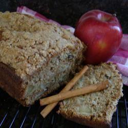Apple Walnut Pound Cake Mary