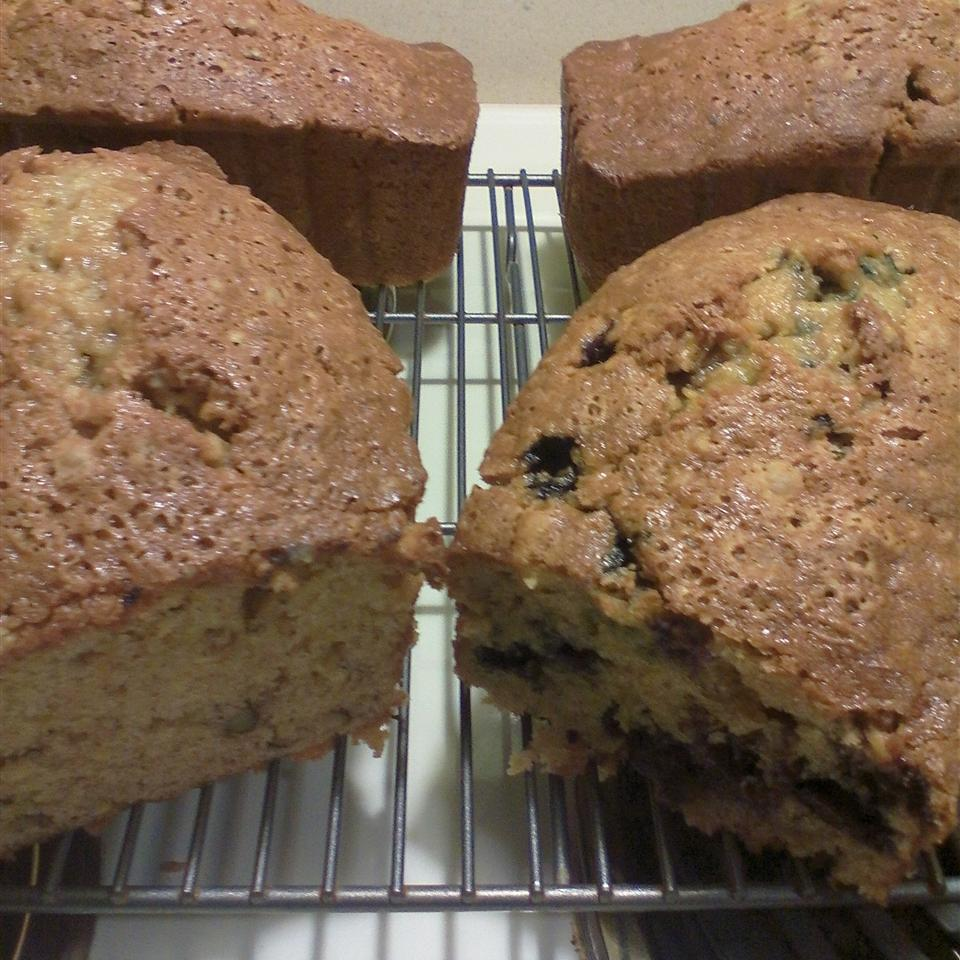 Sweet Summer Squash Bread MommaG