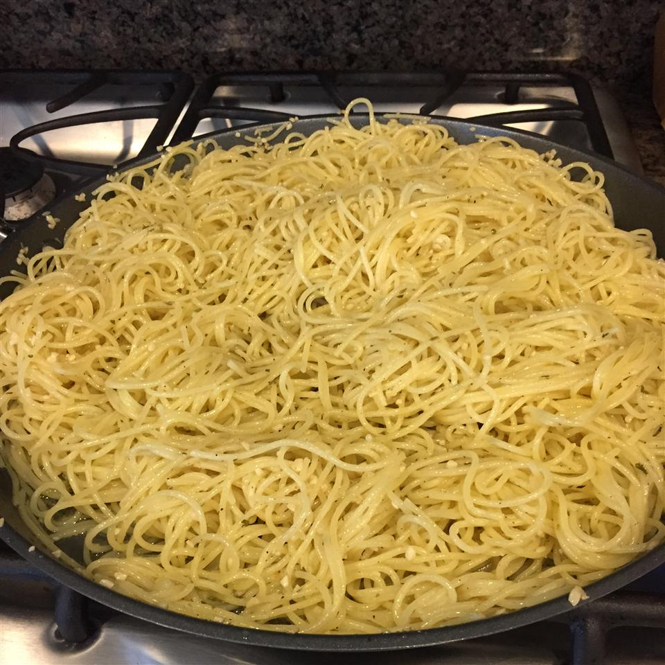 Rich Pasta for the Poor Kitchen dsprincess
