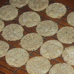 NY Style Rye Crackers sueb