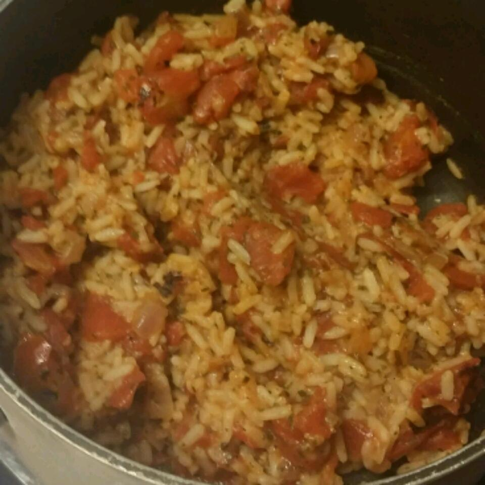 Better Spanish Rice Amanda Ellis