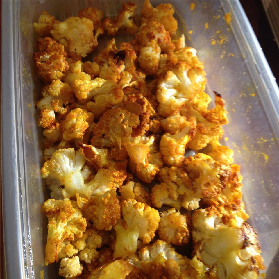 Popcorn Cauliflower Anna