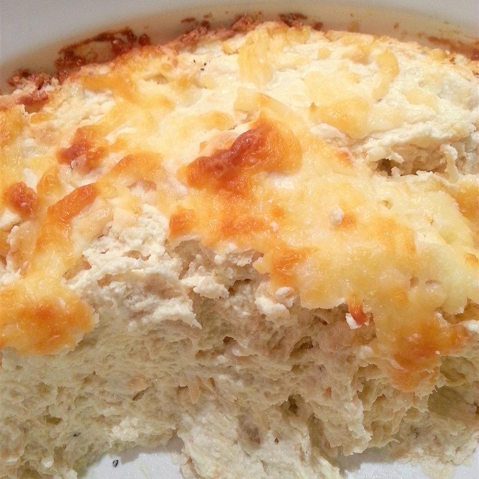Slow Cooker Garlic Parmesan Wing Dip