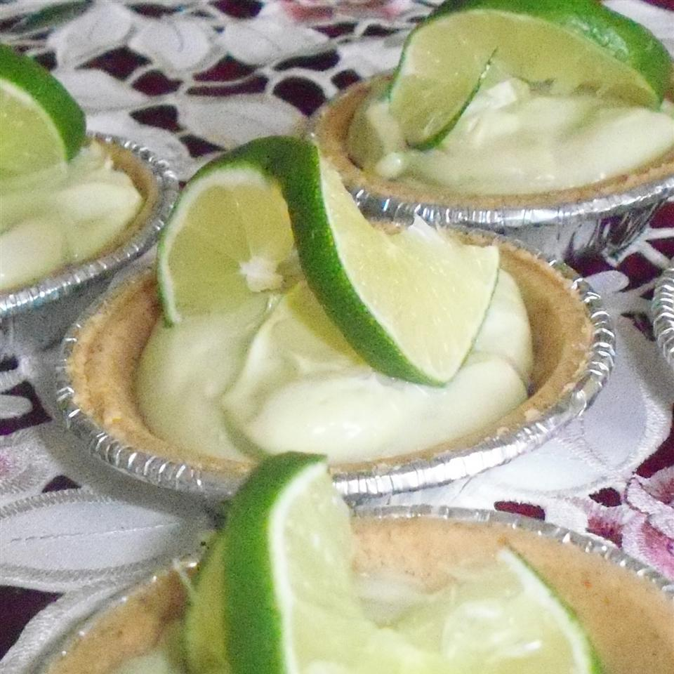 The Best Lemon Lime Avocado Pie