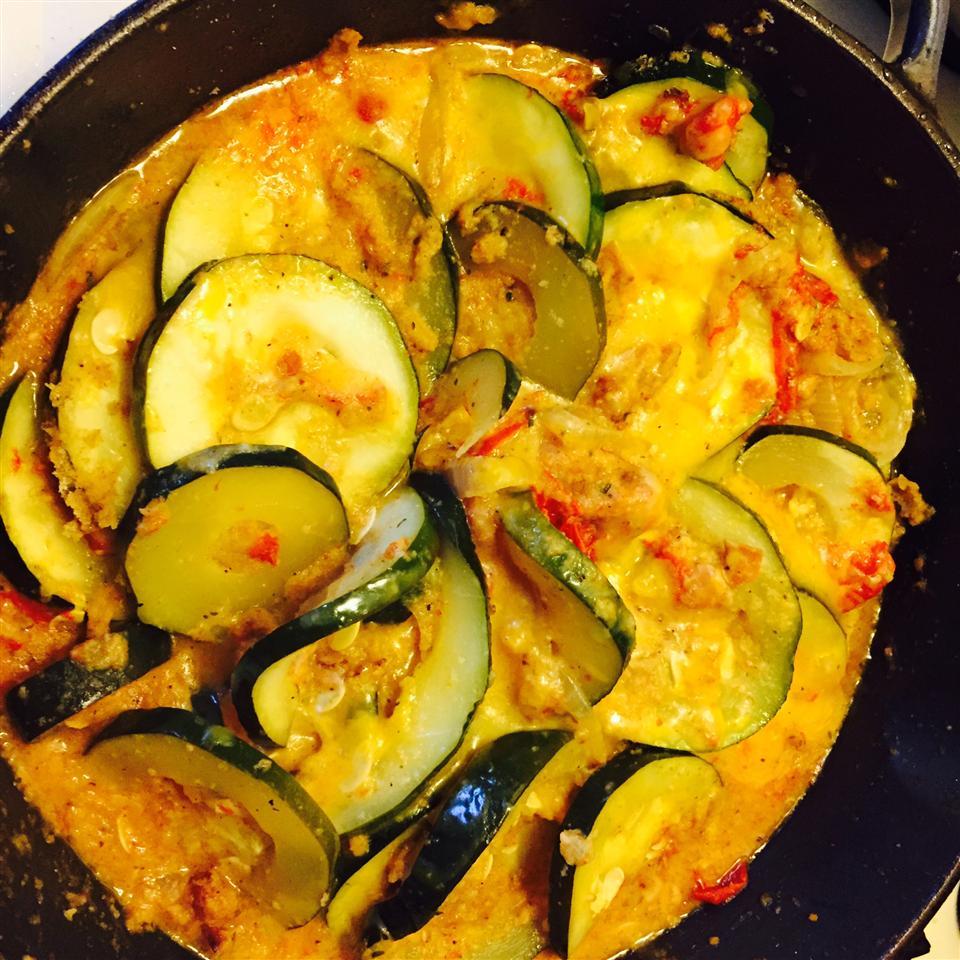 Skillet Zucchini Sue B