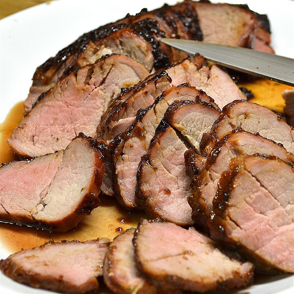 Marinated Grilled Pork Tenderloin *Sherri*