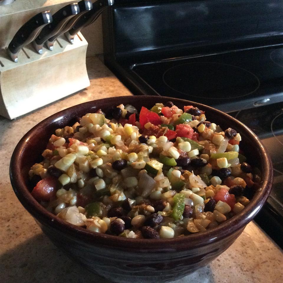 Mexican Corn Salad Robyn E