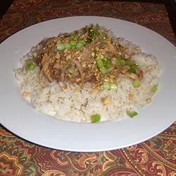 Slow Cooker Thai Pork with Rice LITTLEST_MERMAID