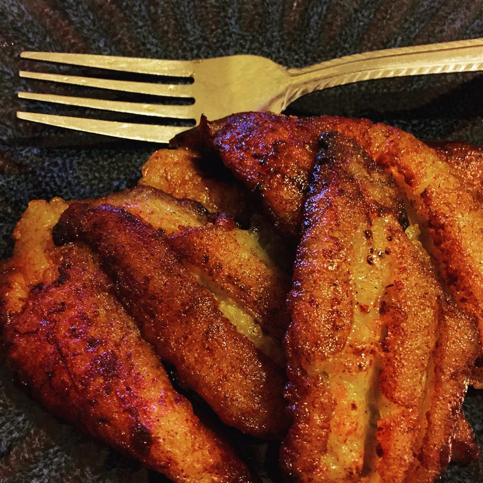 Fried Salvadorian Sweet Plantains