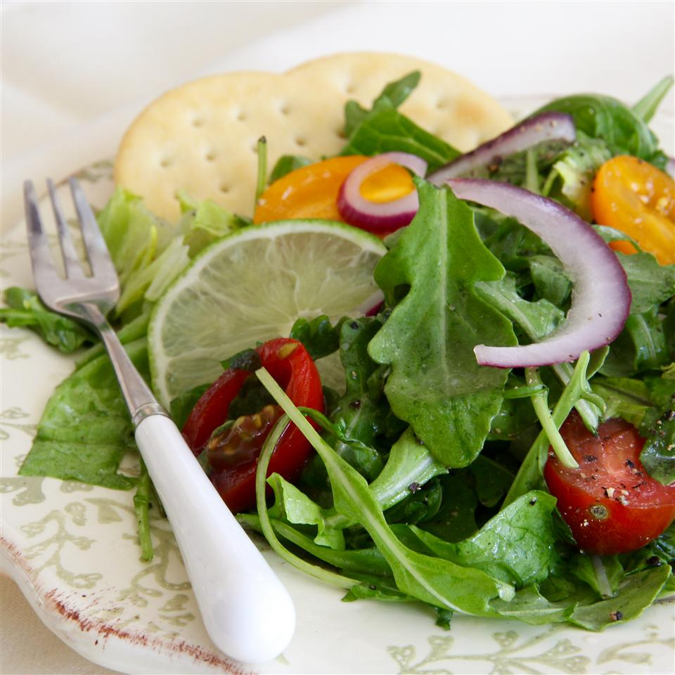 Refreshing Watercress Salad