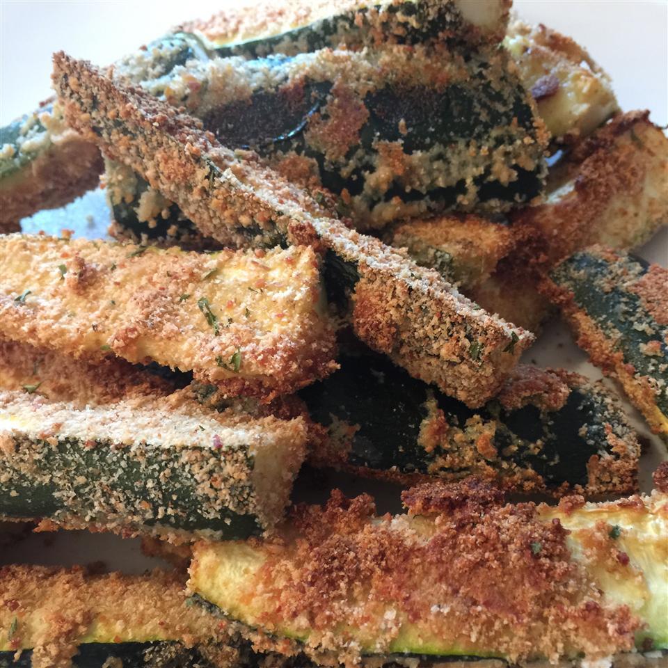 Baked Zucchini Fries image