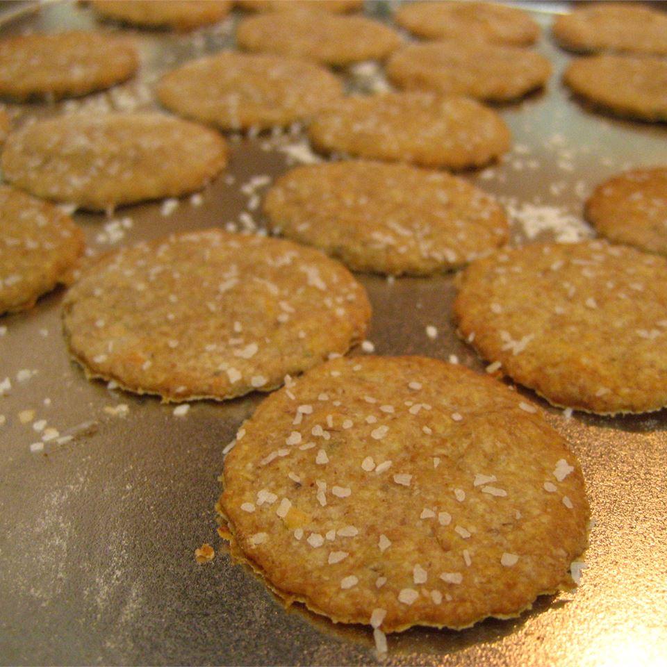 Wheat Crackers Heidi