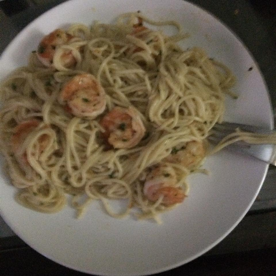 Italian Shrimp Caprese Pasta Krls