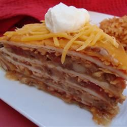 5-Ingredient Mexican Casserole