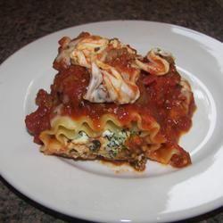Lasagna Roll-Ups Bridget