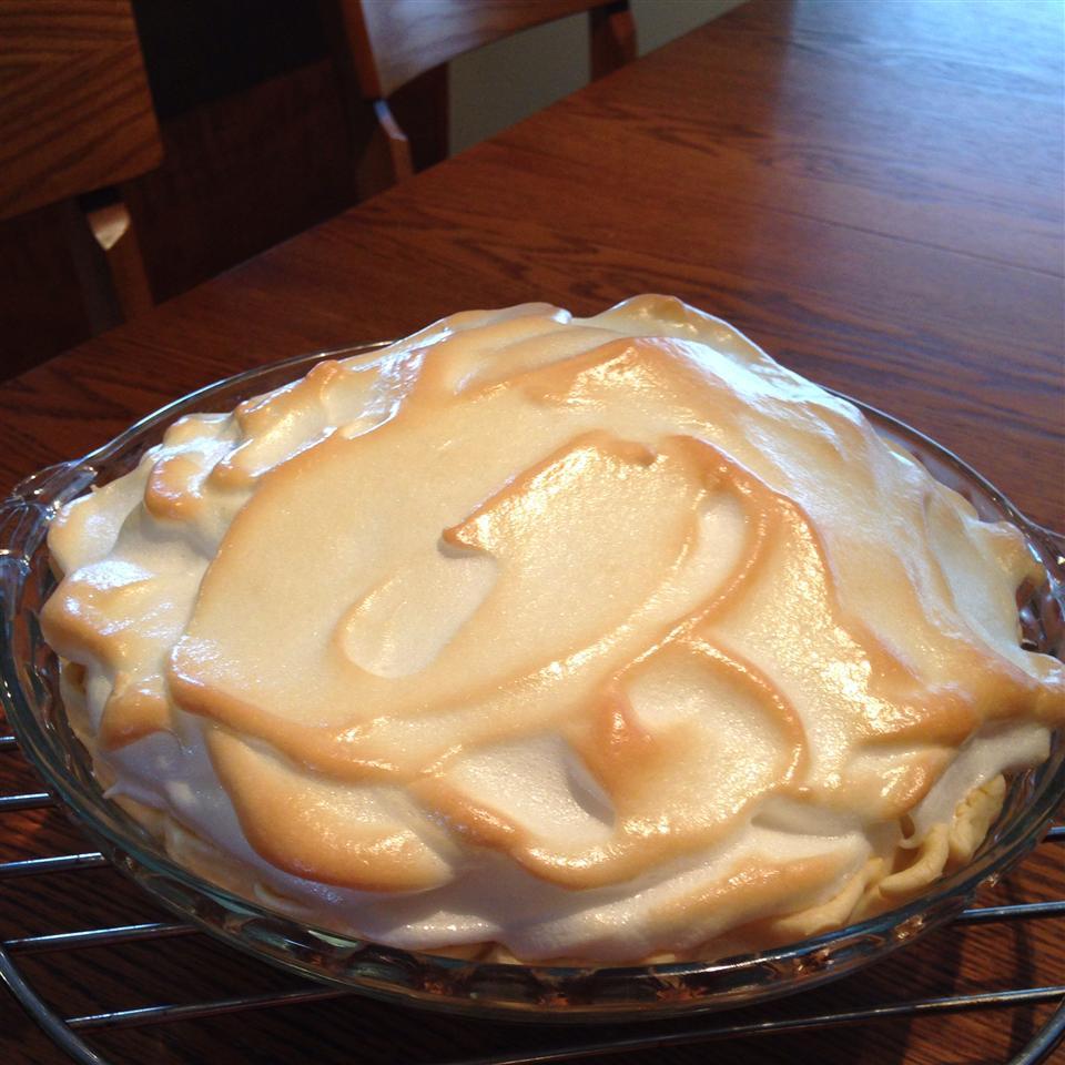 Butterscotch Cream Pie Bibbieann
