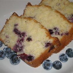 Blueberry Lemon Quick Bread SweetToothTiff