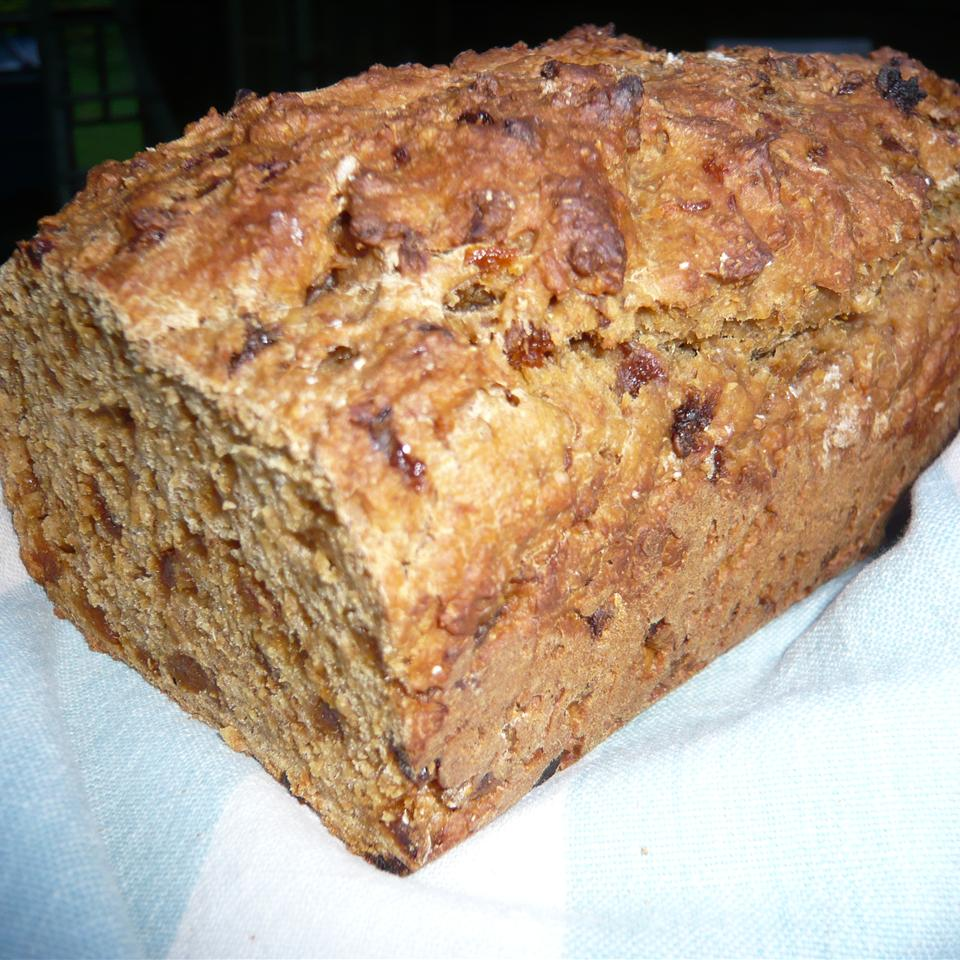 Spicy Apricot Loaf Jan Mowbray
