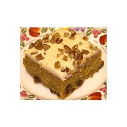 Pumpkin Pie Cake with Yellow Cake Mix Cyndi