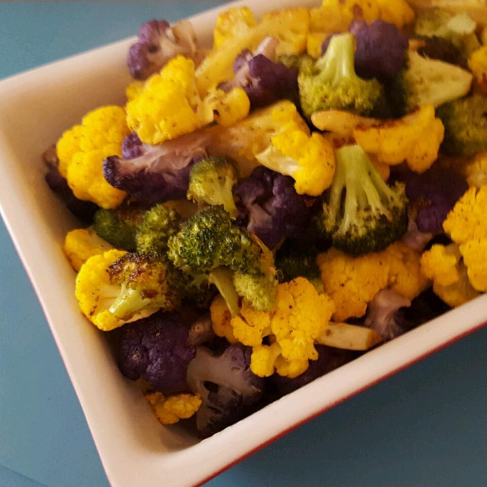 Easy Roasted Broccoli Rae