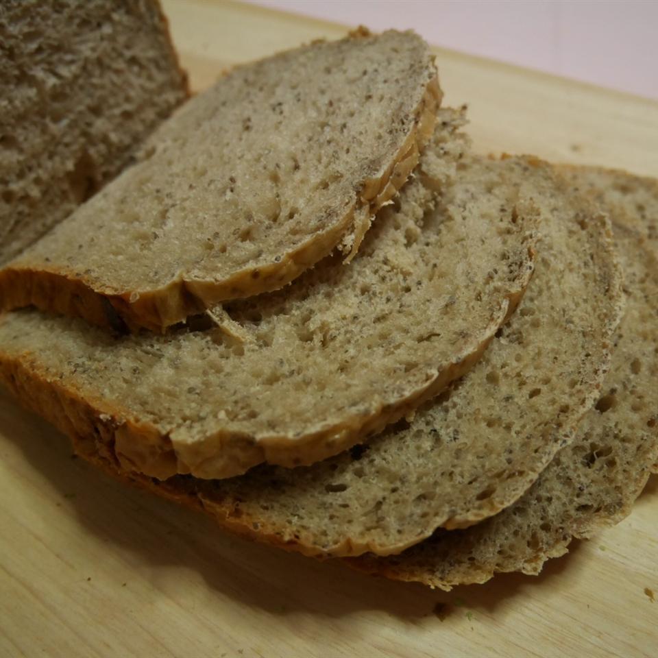 Earl Grey Bread