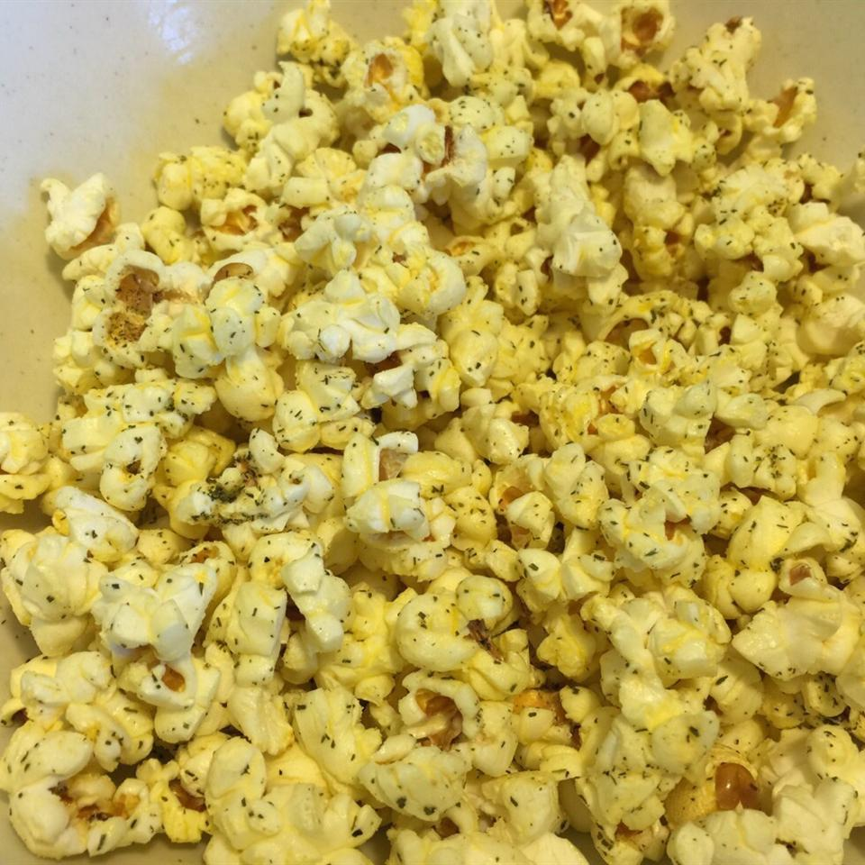 Ranch Style Popcorn Seasoning Kitchen Kitty