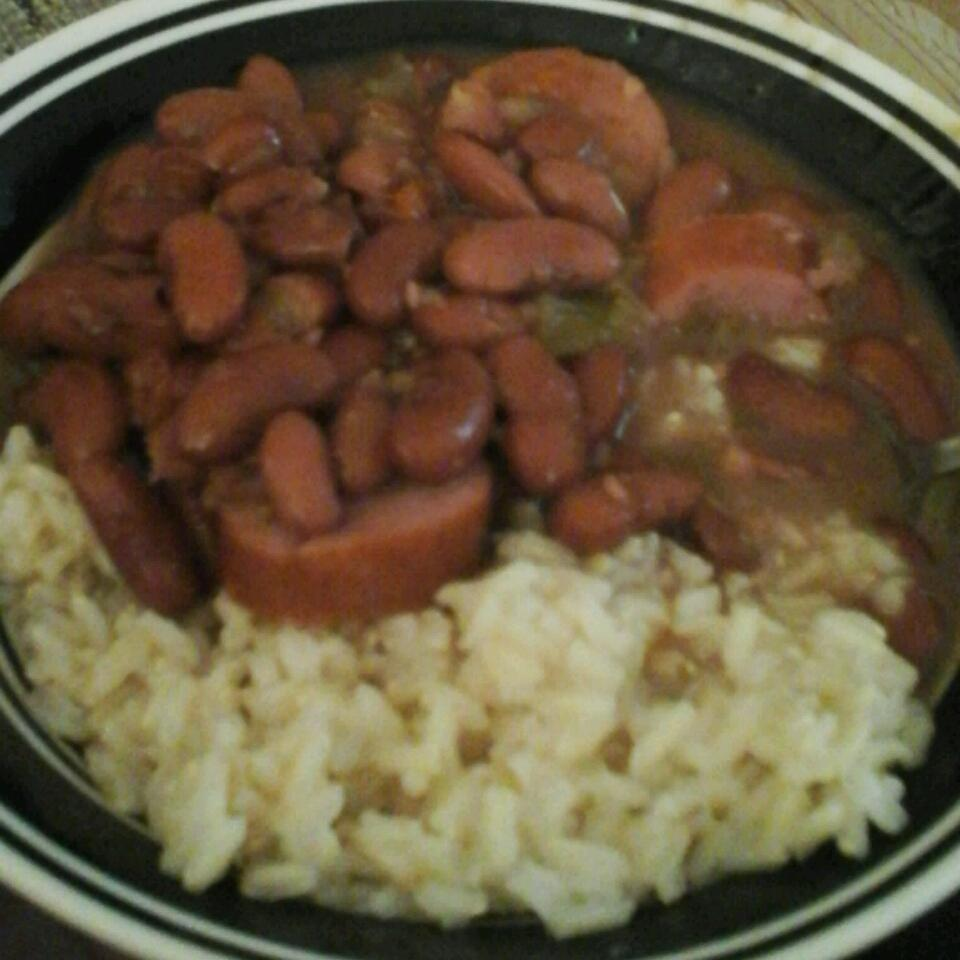 Creole Red Beans and Rice Misty Ann